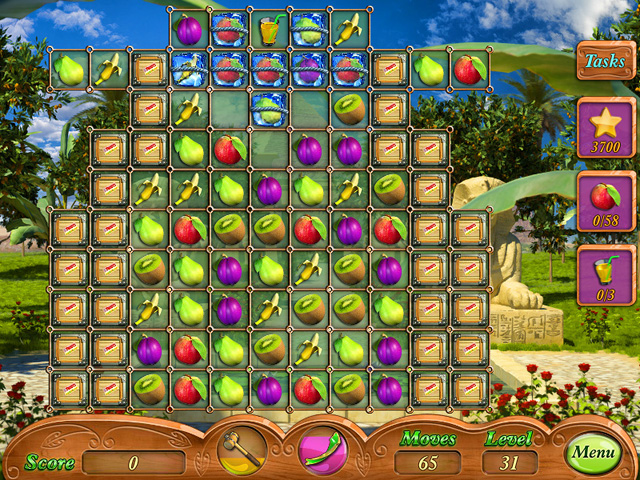 Dream Fruit Farm - Free download match3 puzzle game  Play